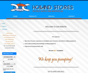 Holland Stores Oilfield Supply and Services B.V.
