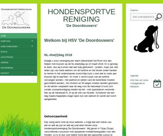 Hondensportvereniging De Doordouwers