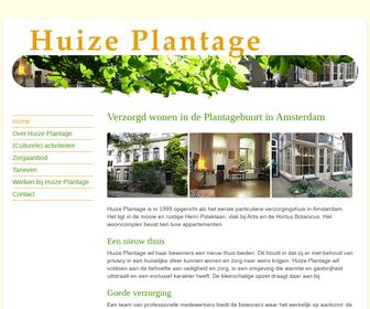 Stichting Huize Plantage