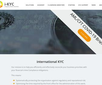 international KYC B.V.