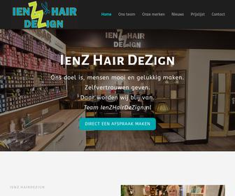IenZ Hair DeZign