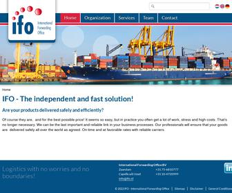 IFO International Forwarding Office B.V.