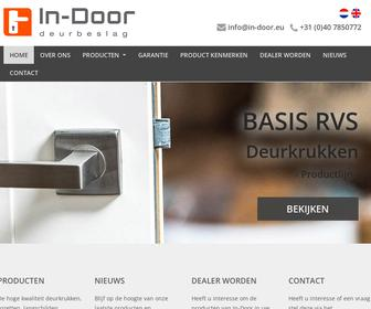 In-Door Deurbeslag