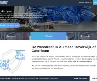 Indoor Carwash Alkmaar