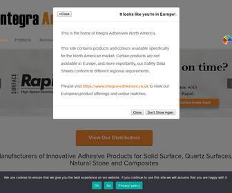 Integra Adhesives Europe B.V.
