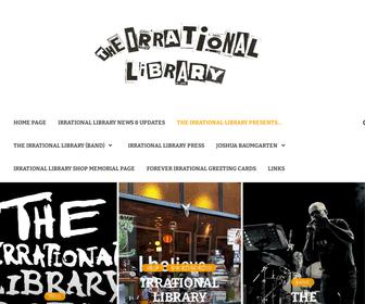 The Irrational Library Winkel