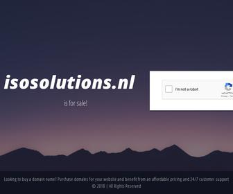 http://www.isosolutions.nl