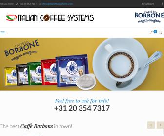 Italian Coffee Systems & Food