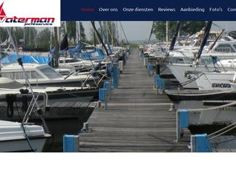 Jachtservice 'de Waterman'