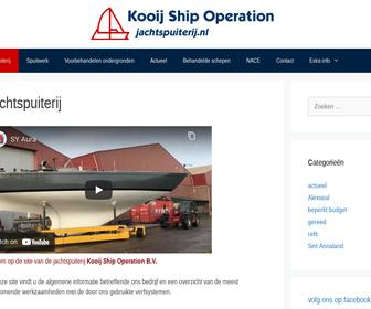 Kooij Ship Operation B.V.
