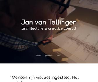 Jan van Tellingen Architect. & Creative Consult