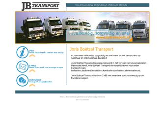 Joris Boëtzel Transport