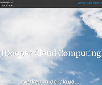 JDooper Cloud Computing