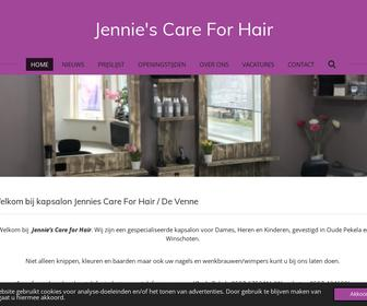 Jennie's Care for Hair