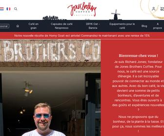 Jones Brothers Coffee Company B.V.