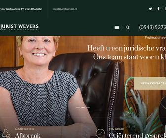 http://www.juristwevers.nl
