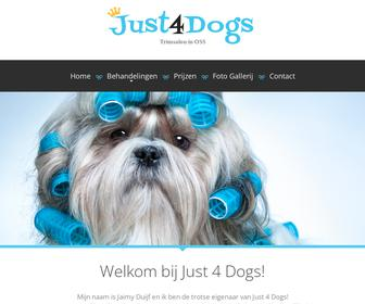 http://www.just4dogs.nl