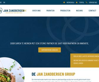 Jan Zandbergen World-Wide Quality in Meat