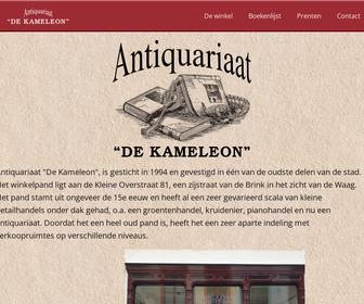 Antiquariaat 'De Kameleon'