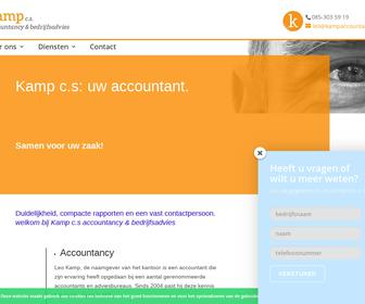 Kamp c.s. accountancy & bedrijfsadvies
