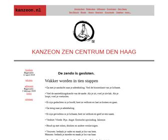 Kanzeon Zen Centrum Den Haag