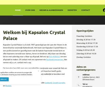 Kapsalon Crystal Palace