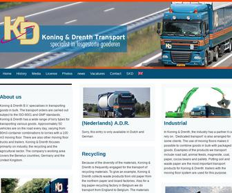 http://www.kdtransport.nl