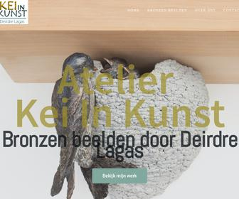 website kei in kunst en interieur