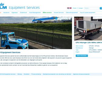 KLM Equipment Services B.V.