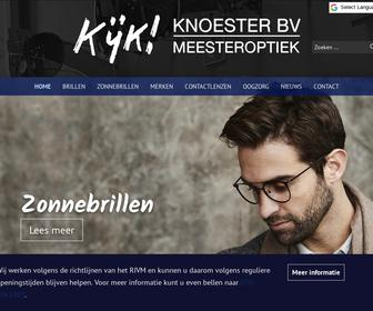 2b3e57b05f81bf Kijk! Knoester Meester Optiek B.V. in Den Haag - Opticien ...