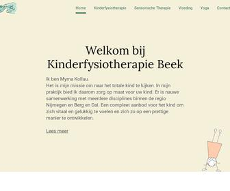 Kinderfysiotherapie Beek