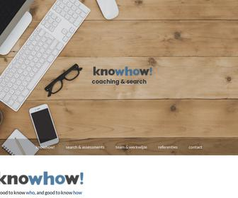 Knowhow!