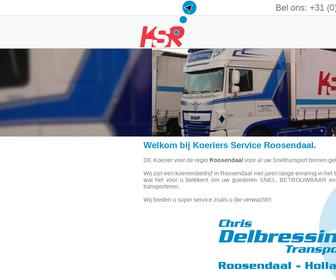 Koeriers Service Roosendaal B.V.