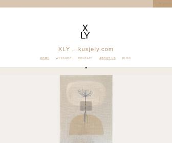 XLY jewelry, illustrations & more