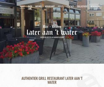 Later aan 't Water