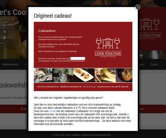 http://letscooktogether.nl
