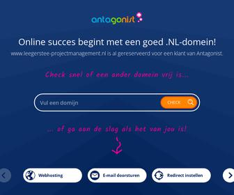 Leegerstee Projectmanagement & Advisering
