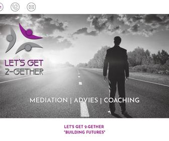 Let's Get 2-Gether | Mediation - Advies - Coaching