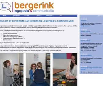 Bergerink Logopedie en Communicatie
