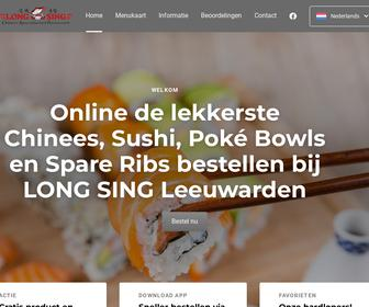 Chinees Indisch Restaurant Long Sing