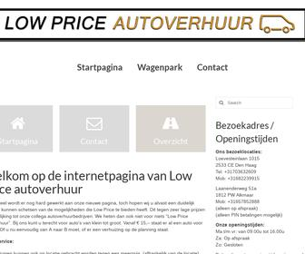 Low Price Autoverhuur