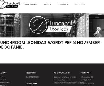 Lunchroom Leonidas Delft