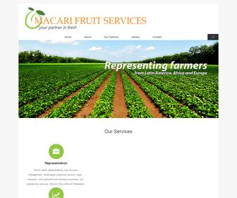 Macari Fruit Services B.V.