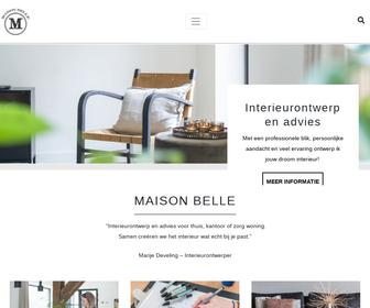 Maison Belle - interieuradvies en interieurontwerp
