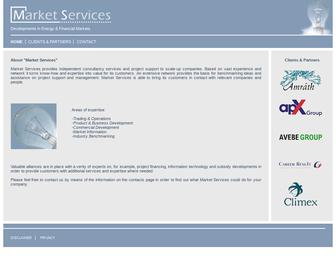 http://www.marketservices.nl