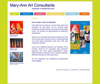 Mary-Ann Art Consultants