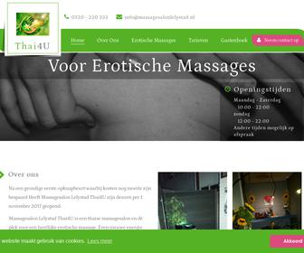 Massagesalon Lelystad