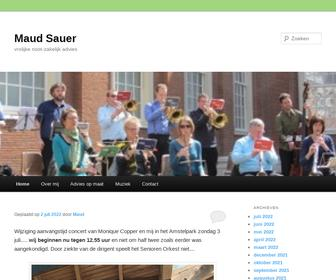 maud sauer producties