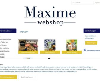 http://www.maxime-delicatesse.nl