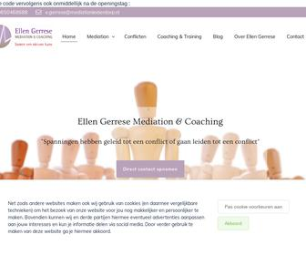 Ellen Gerrese Mediation & Coaching